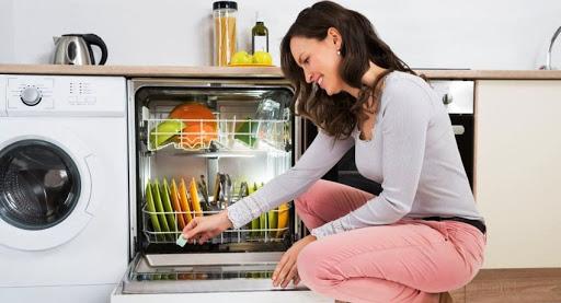 Современные стиральные и посудомоечные машины