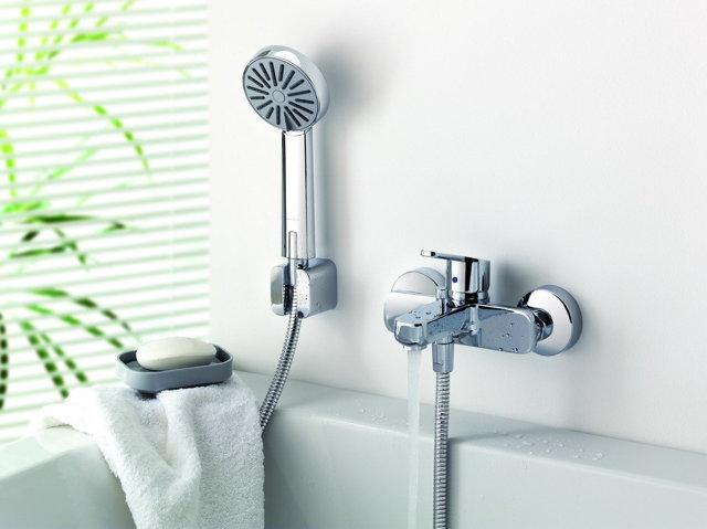 Как подобрать оптимальный смеситель для ванной