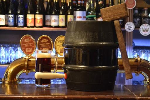 живое пиво в кегах