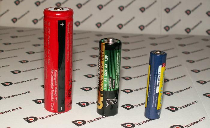 Обзор лучших литий-ионных аккумуляторных батареек 18650