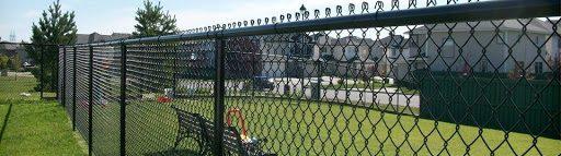 Забор из рабицы своими руками.