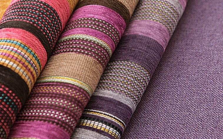 Обивочные ткани и обивочные материалы