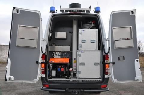Электроизмерительные приборы и мобильные лаборатории