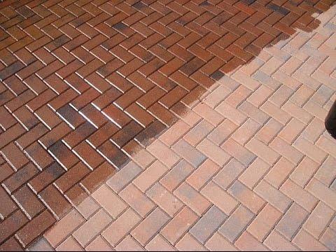 Герметики для тротуарной плитки.