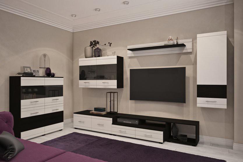 Модульная (системная) мебель - гарнитур в гостиную