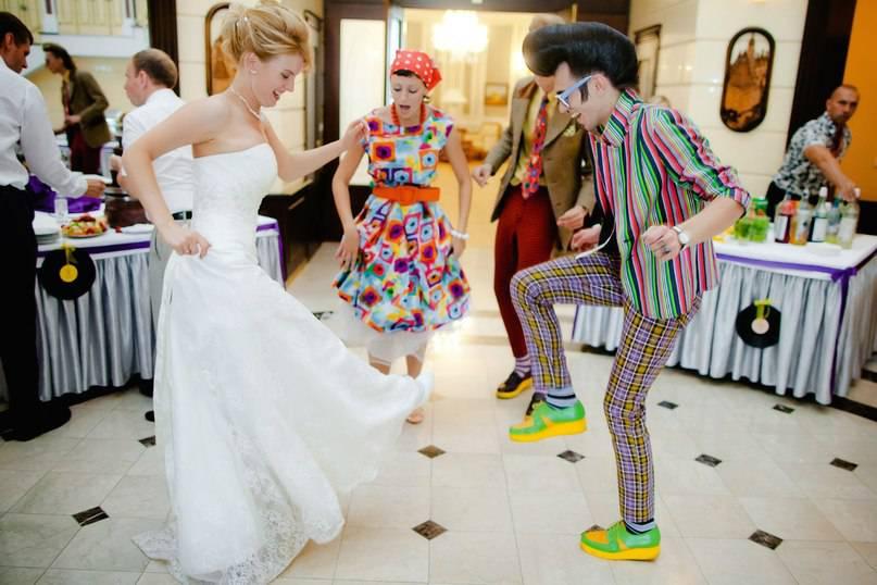 7 развлечений для гостей свадьбы, которые вы можете себе позволить