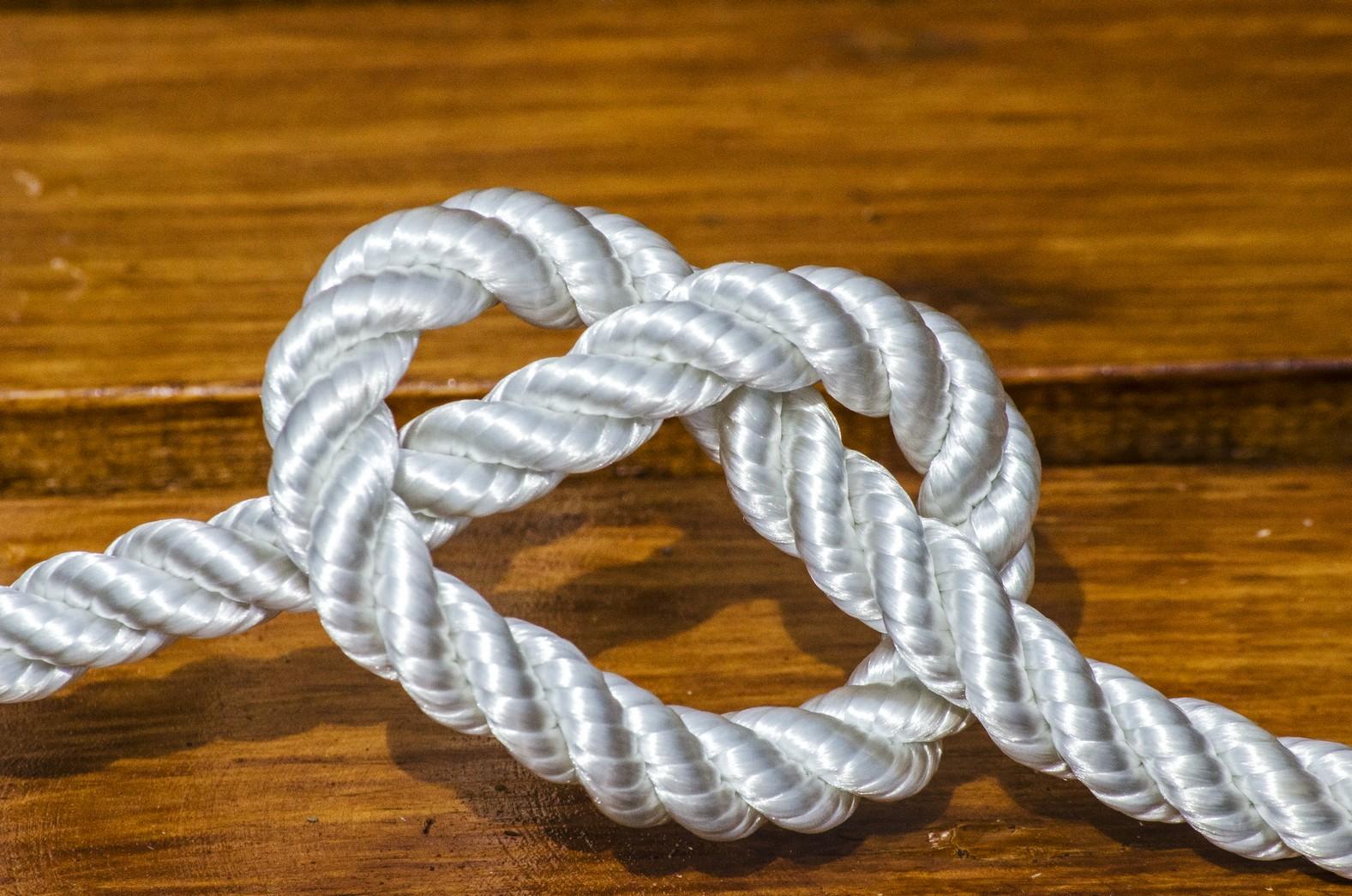 Полиамидная веревка свойства и применение