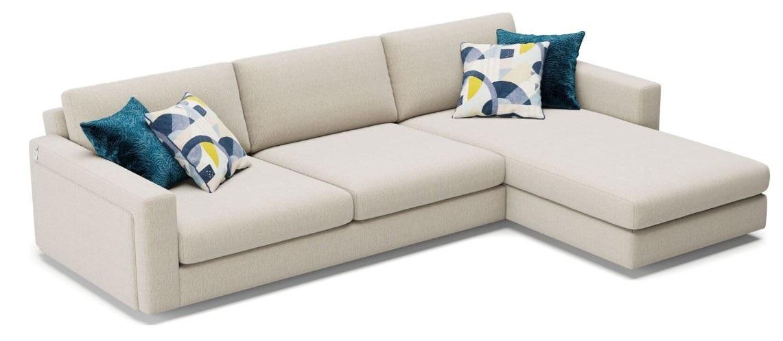угловой диван Delavega F101.