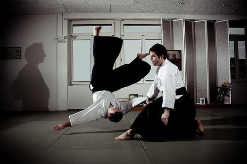 Айкидо - японское боевое искусство