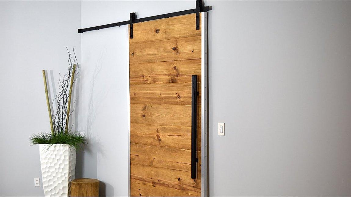 Навесные раздвижные двери