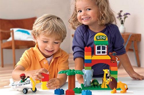 Роль игрушек в жизни ребенка