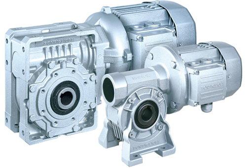 Характеристики червячного мотор-редуктора