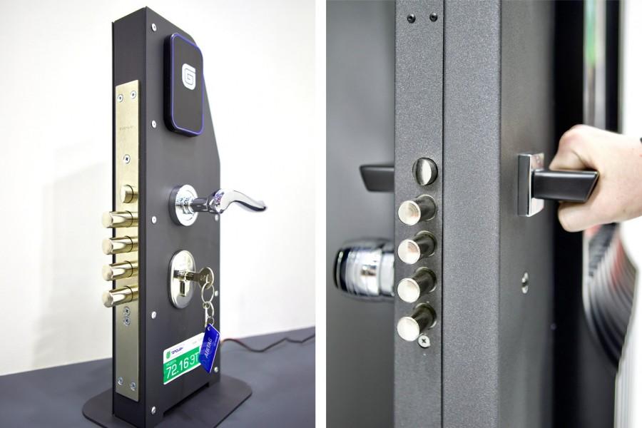 Электрозамки – комбинированное устройство охраны