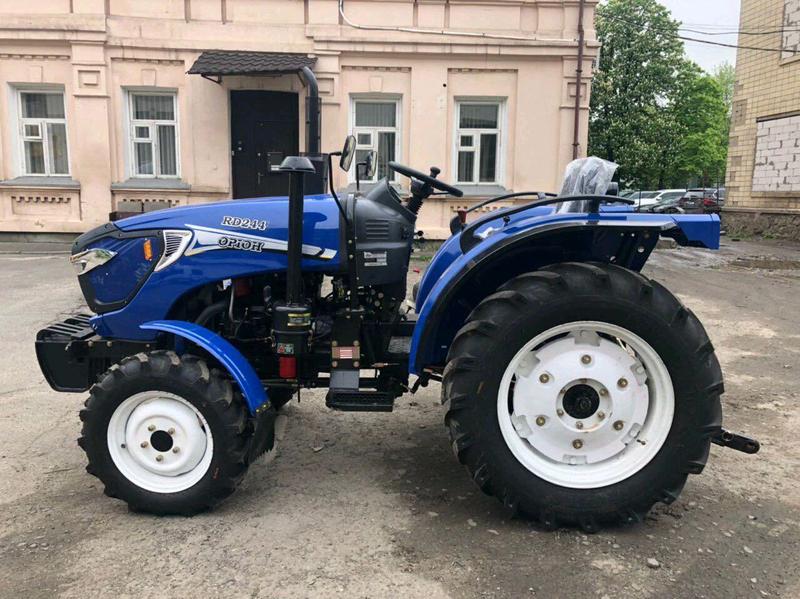 мини трактор фото
