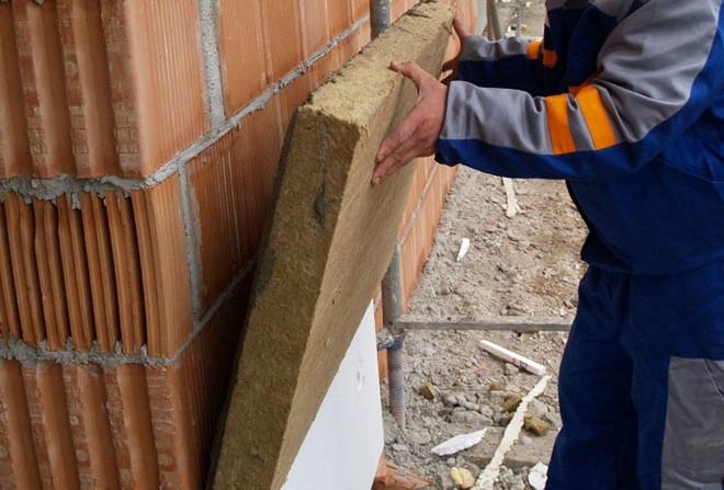 Утепление стен базальтовой ватой обзор применения