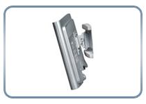 Наклонный монтаж установка телевизора (с возможностью наклона панели в вертикальной плоскости)