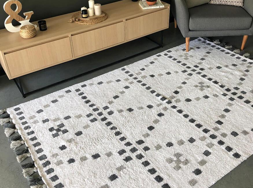 Недорогие синтетические ковры