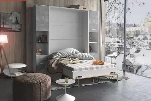 Шкаф кровать трансформер Innova V-140