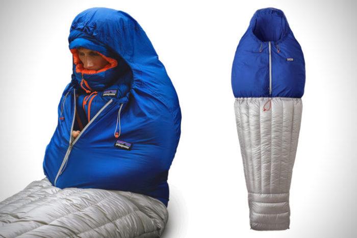 спальный мешок мумия