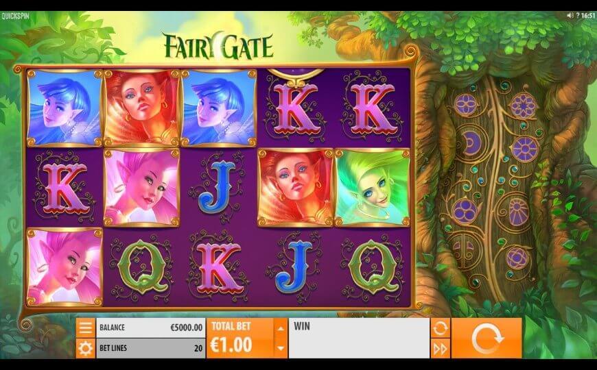 Игровой автомат Fairy Gate - как обыграть