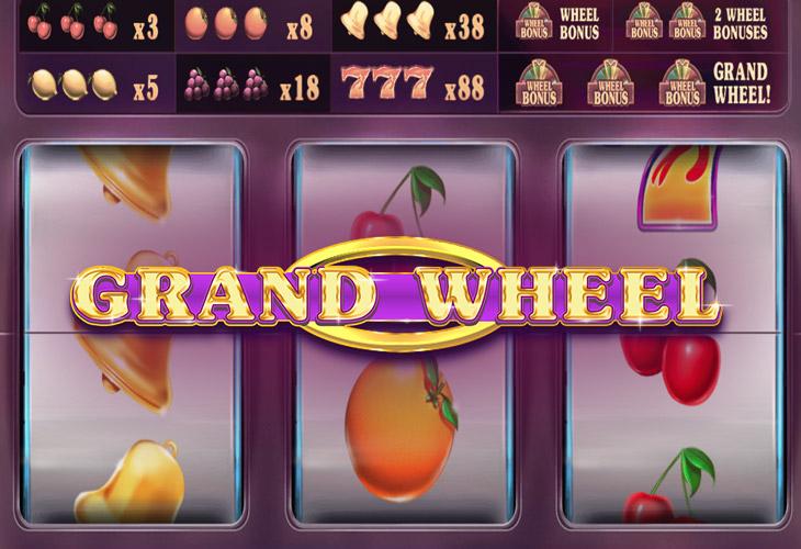 Игровой автомат Grand Wheel - обзор