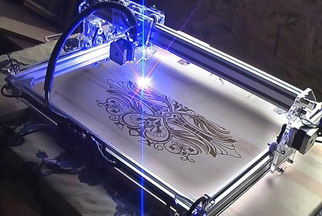Лазерная гравировка - преимущества метода