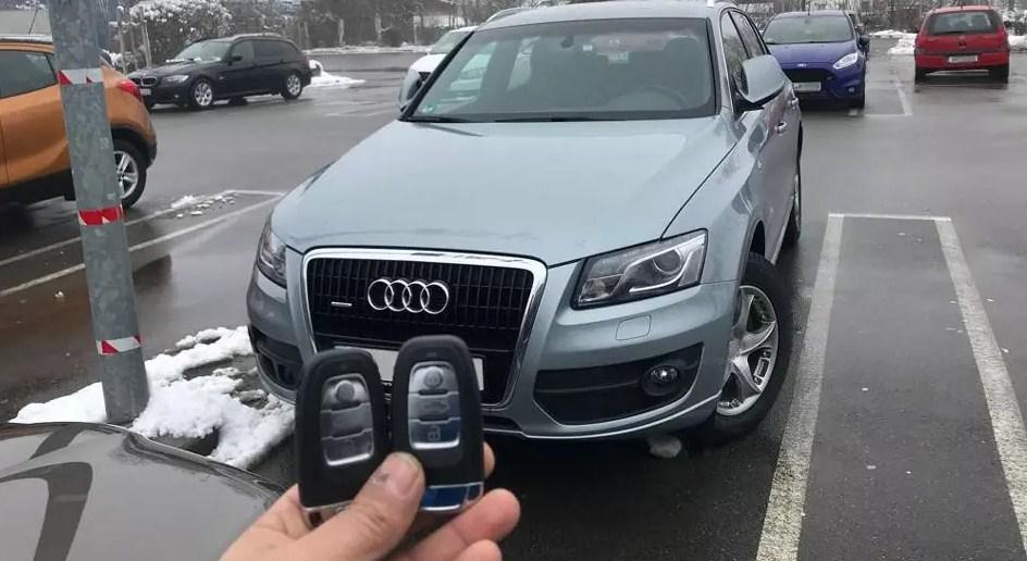 Сломался автомобильный ключ - как быть
