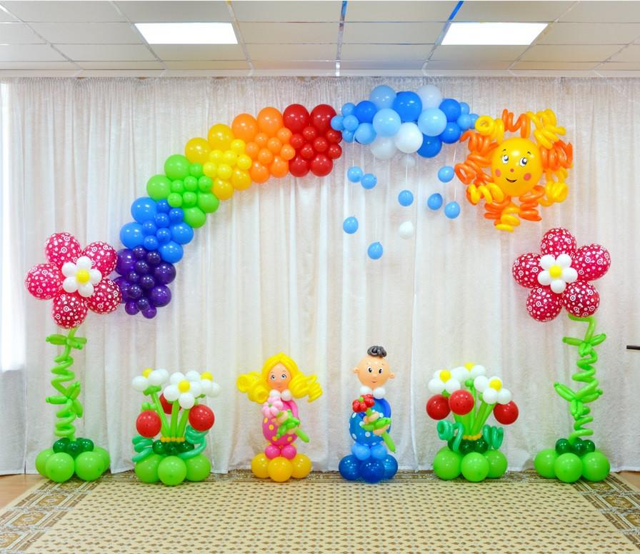 аэродизайн для детского праздника