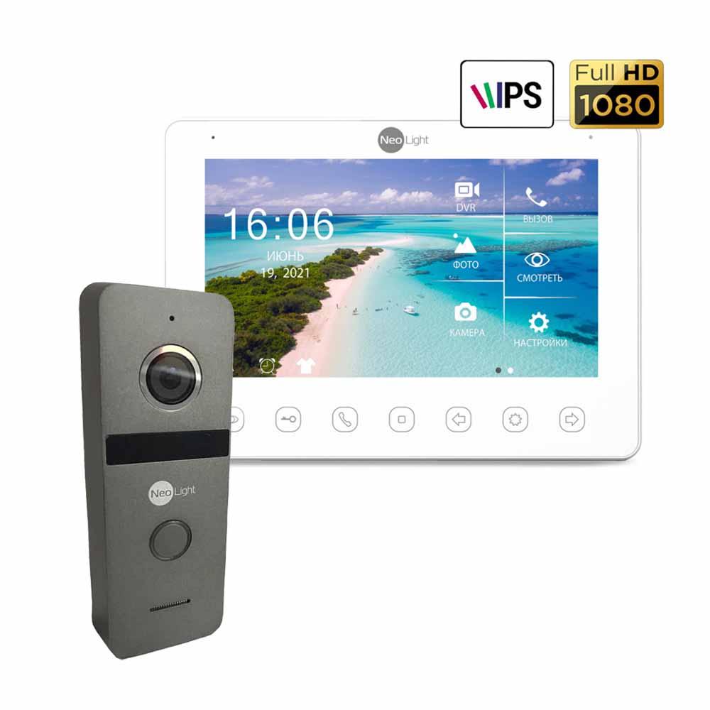 Видеодомофон OMEGA+ HD